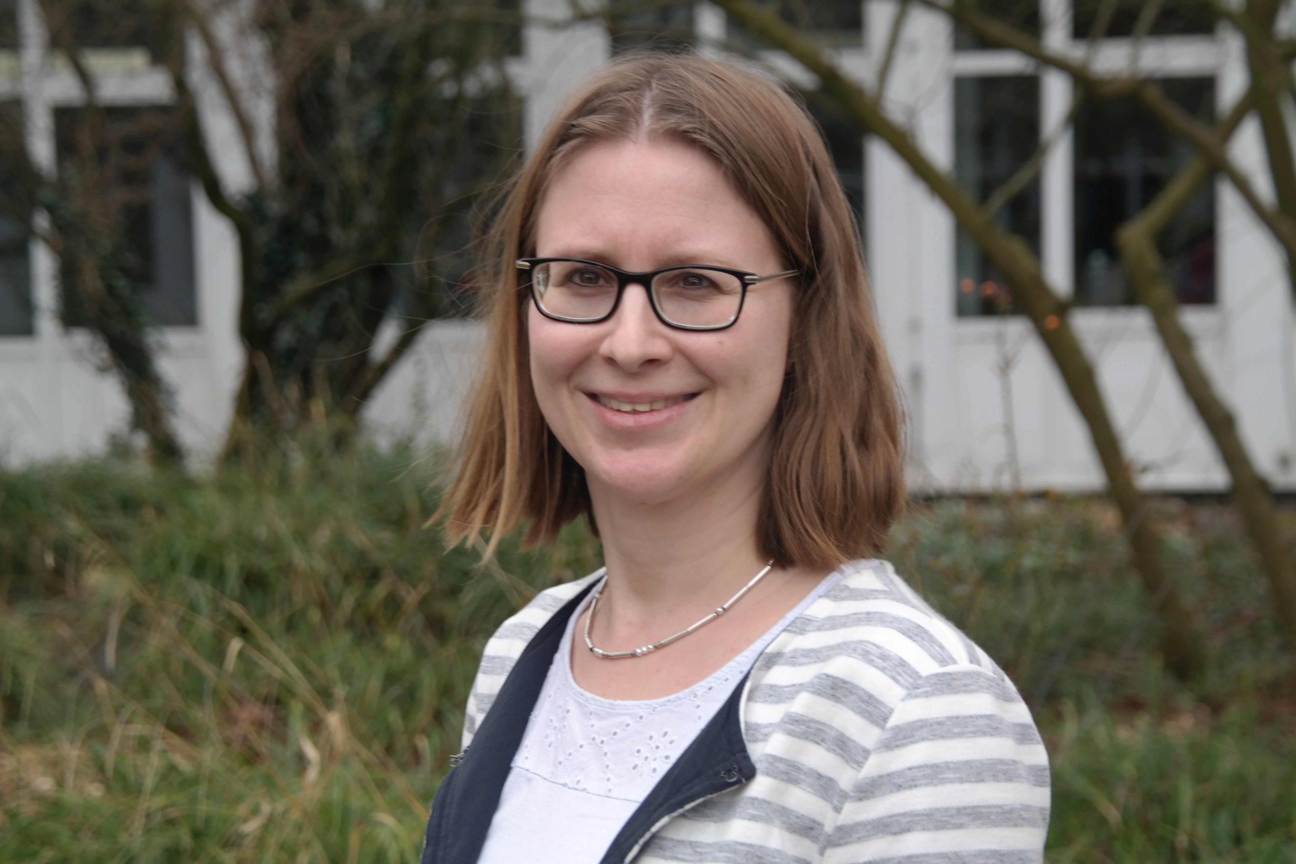 Frau Dr. Stöppelkamp